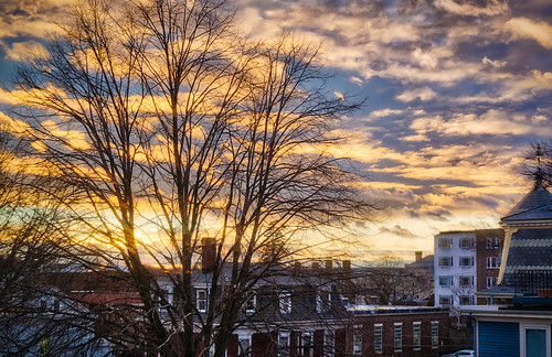 Brilliant Sunset, 2019-01 | by Savanni D'Gerinel