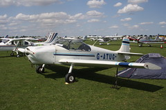 G-ATUG Rollason Condor D62B [RAE614] Sywell 310818