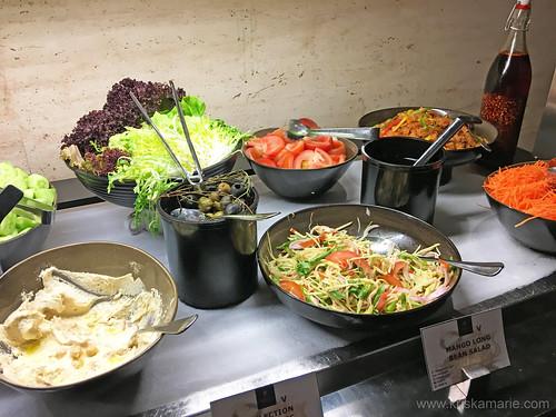 Salads   by kriskamarie