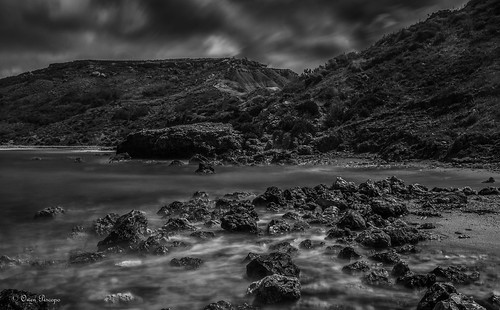 Golden Bay Monochrome | by Owen Piscopo