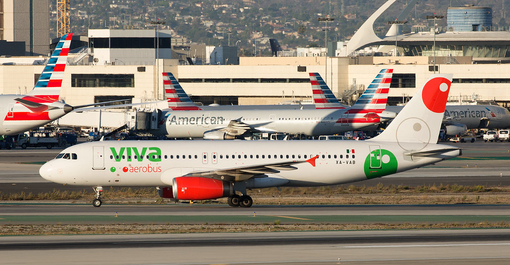 A320 | XA-VAB | LAX | 20181016