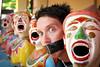 Foto 12/02/2010 NEWS: NZ comedian Sam Wills whose Adelaide Fringe festival show