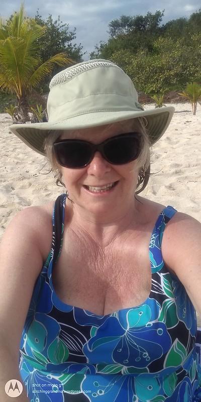 Sunny day in Cozumel