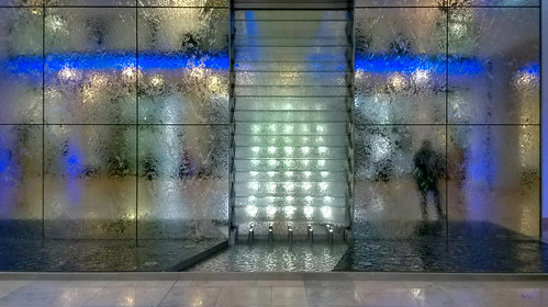 Water Wall Mirror | by noluck