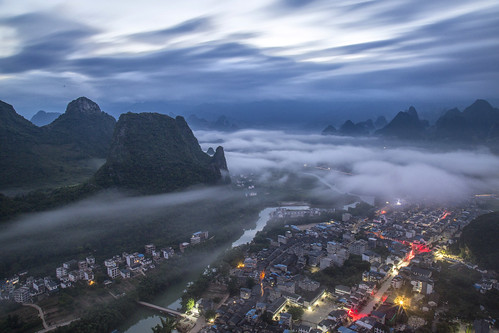 Xingping mornings. | by Gregory Michiels Photography
