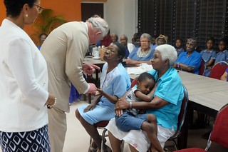 The Prince of Wales visits Soroptimist Village (4) | by barbadosgovernmentinformationservice