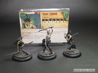 Punk Zombies
