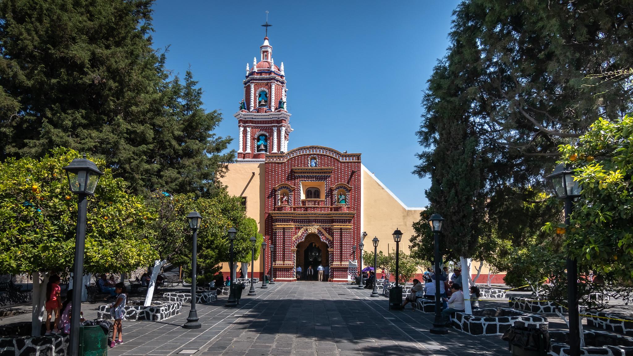 Cholula - Puebla - [Mexique]