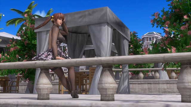 Dead or Alive Venus Vacation - Stockings And Lace