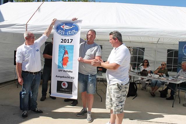 Winnaar finale 2017