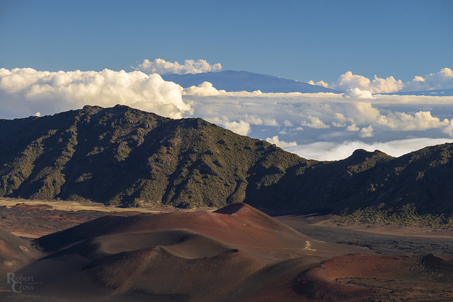 Volcanoes Above the Clouds