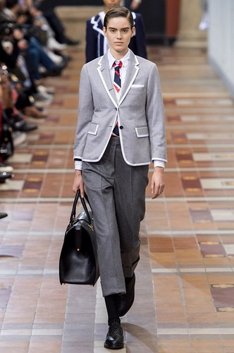 Thom Browne Womenswear Fall/Winter 2019/2020 24