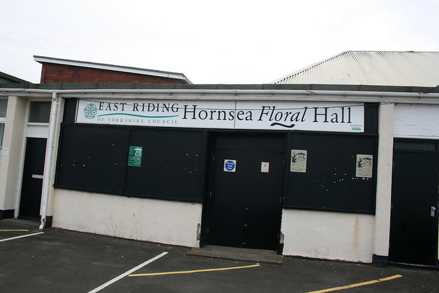 Hornsea Floral Hall