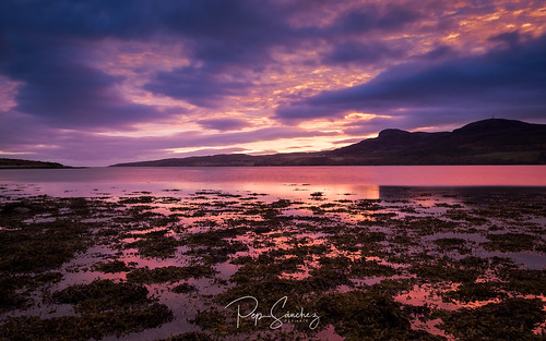 scotland travel xt1 highlands highland escocia reinounido gb landscape sea sunset sun sundown sunrise colors nature