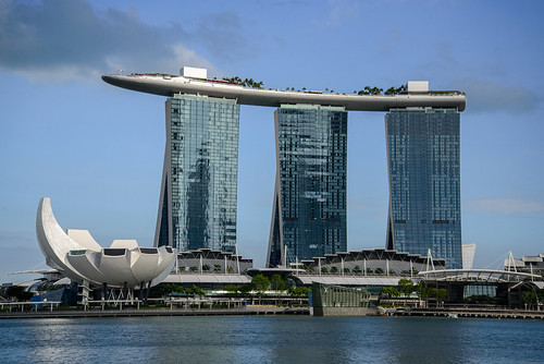 Marina Bay Sands | by pkbhat_20032003