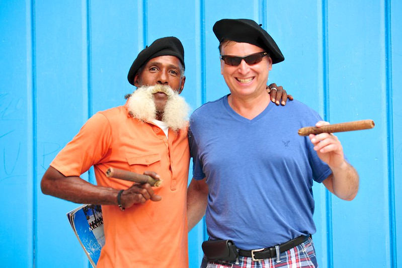 G-July  8th & 9th 2012 Old Havana Cuba-People to People Exchange 1980