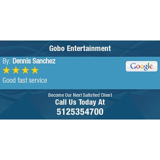 4 Star Review | by Gobo Entertainment
