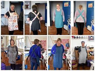 Aprons 2 Workshop | by Just Jude Designs