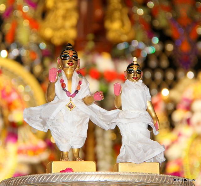 Ram Navami Abhishek 14th Apr 2019  Hare Krishna Land ISKCON Juhu