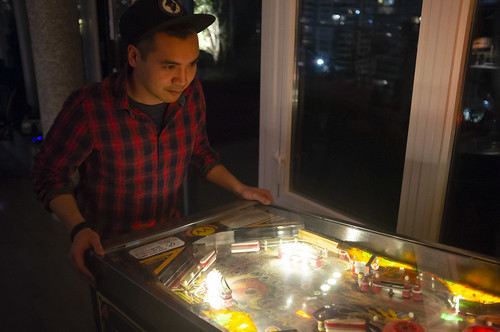 Pinball party | by northways