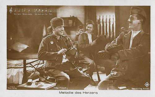 Willy Fritsch in Melodie des Herzens (1929)