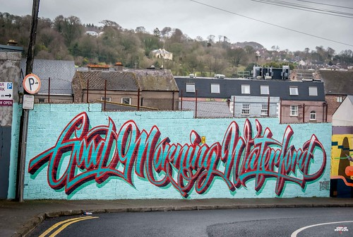 Type Art By Oner in Waterford-1 | by streetartunitedstates