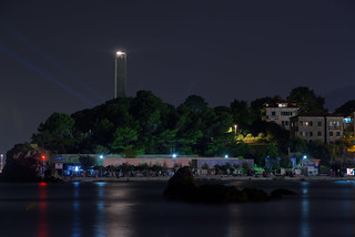 Lighthouse at Park Pomoraca