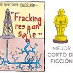 """Mejor Corto de Ficción: """"Fracking responsable"""""""
