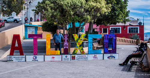 2018 - Mexico - Atlixco - Welcome