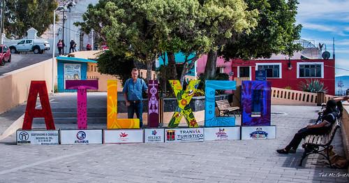 2018 - Mexico - Atlixco - La Parroquia de Santa María de la Natividad