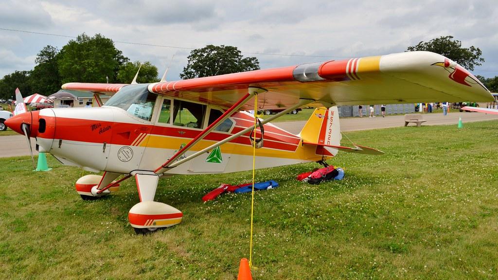 N5732D - Piper PA-22-150 Tri-Pacer Oshkosh   Vin LK   Flickr