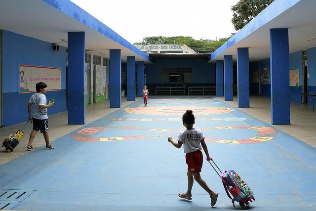 Taguatinga recebe Caravana da Educação