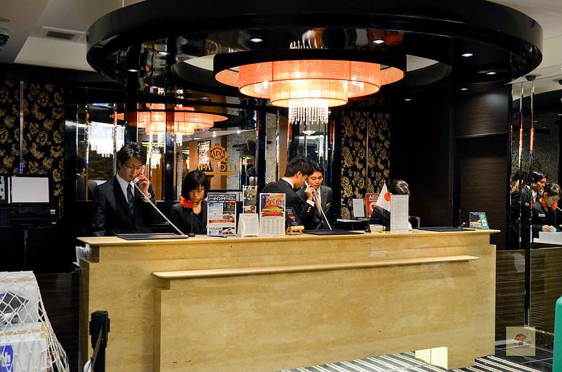 APA飯店京成上野站前-28