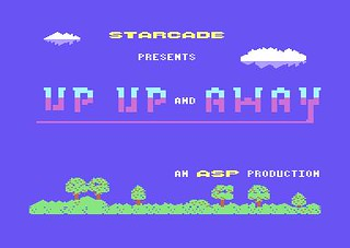 Up Up & Away (Commodore 64) | by Deep Fried Brains