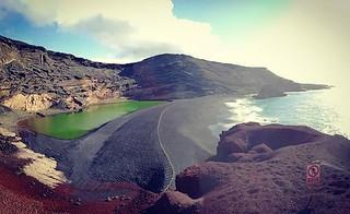 The beach is lava | by carlossg