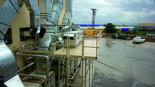 eksen fabrika | by dincturker