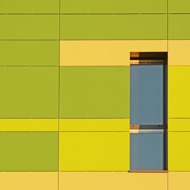geometry with window