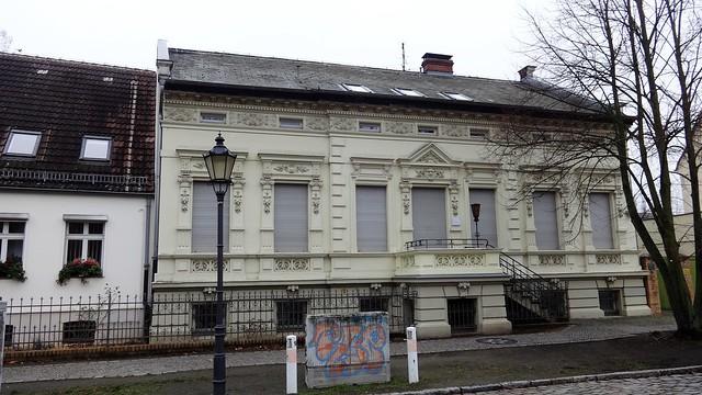 um 1860 Berlin Wohnhaus Alt-Marzahn 66 im Quartier Geißenweide in 12685 Marzahn