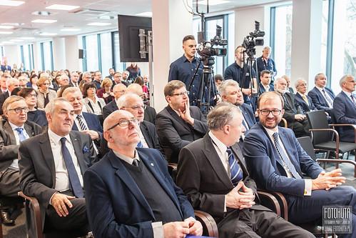 Narodowe Centrum Nauki | by www.fotohuta.pl
