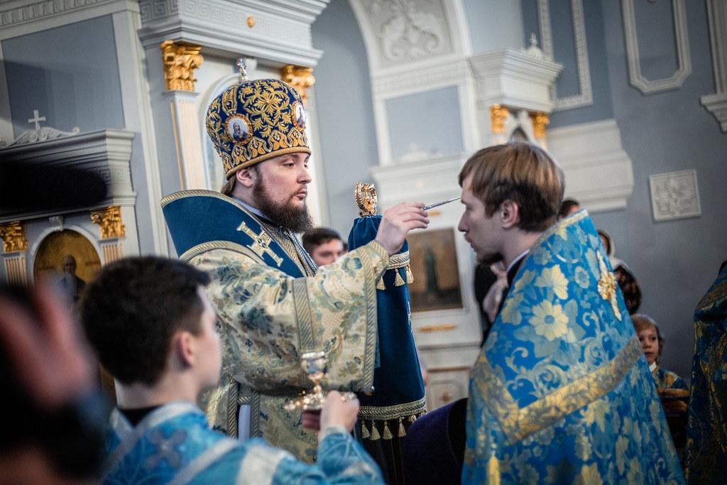 6-7 апреля 2019, Благовещение Пресвятой Богородицы / 6-7 April 2019, The Annunciation of the Theotokos
