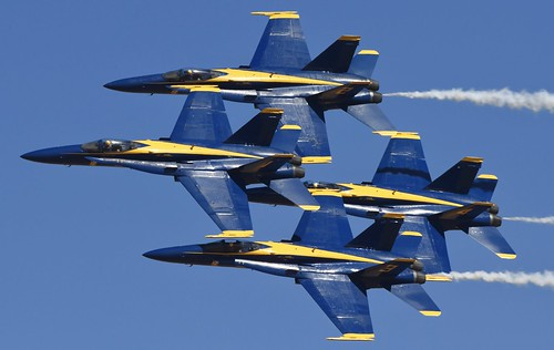 Blue Angels 2019 El Centro NAF Air Show