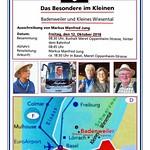 Oktober 2018: Badenweiler und kleines Wiesental