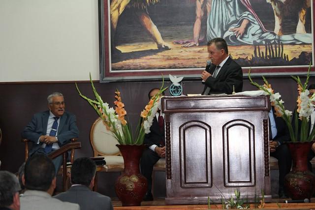 Culto Reunión Jefes y Secretarios de Sector