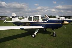 G-AXNP Beagle B121-150 [B106] Sywell 310818