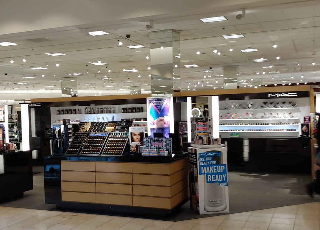 733664c3a ... MAC cosmetics instillation at Nordstrom at Bellevue Square in Bellevue,  WA | by PatricksMercy