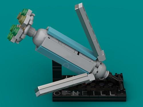 O'Neill cylinder HVA profile | by The Hydromancer