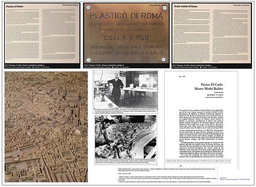 ROMA ARCHEOLOGIA e RESTAURO ARCHITETTURA: [Italo Gismondi and Pierino Di Carlo] Archeologist Spends Over 35 Years Building Enormous Scale Model of Ancient Rome. MY MODERN MET (April 2, 2018). Foto: Alvaro de Alvariis (2012); James E. Packer (2008   1979).