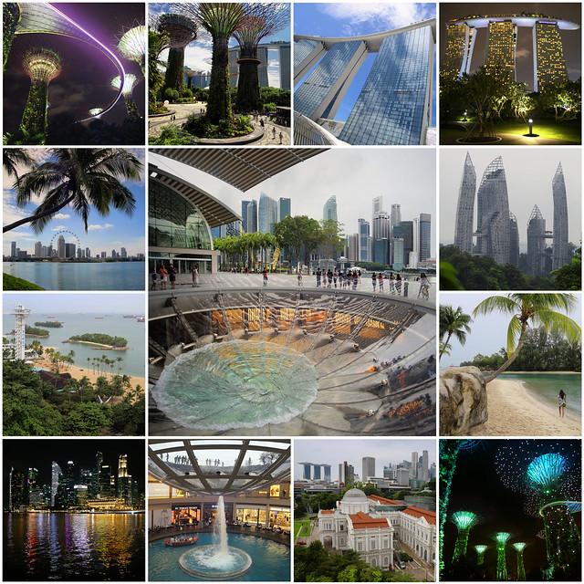 Singapore a tiny but intriguing island