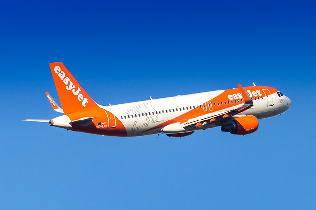 LIL - Airbus A320-214 (OE-IJB) EasyJet Europe
