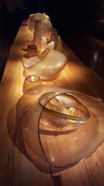 Amber Vessels